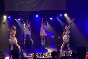 CHERIE GIRLS PROJECTが4thワンマン公演で巻き起こした、小さな革命!!!!