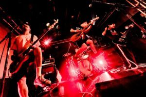 THE STARBEMS デジタル・シングル『Night Museum』配信開始!