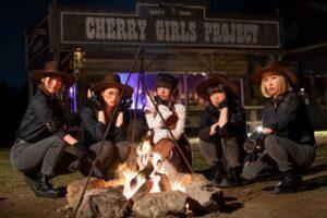 CHERRY GIRLS PROJECT、完売したワンマン公演の場で、10月に全国ツアーを行なうことを発表。ファイナル公演で彼女たちは、TSUTAYA O-EASTの舞台に立つ!!!!!