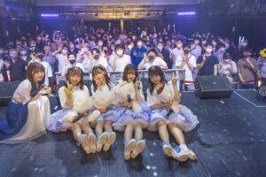 泡恋、1stワンマン公演の場で、7月7日に1stシングルの発売を発表!!!!