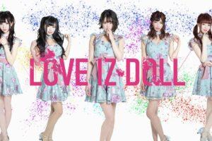 衝撃的!!アイドル初体験のメンバーばかりのLOVE IZ DOLL、お披露目ライブで、4ヶ月後にZepp Tokyoでワンマン公演を発表!!マジで?!