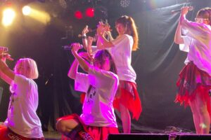 CHERRY GIRLS PROJECT、真汐里緒の生誕祭でワンマンツアー「GOLDRAIN TOUR2021」の詳細を発表!!