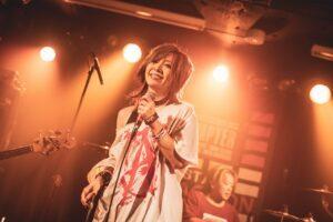 愛沢絢夏、地元福島で、仲間たちを集めた主催イベントを開催。そこには熱狂しかなかった!!!!!