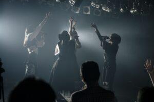 TSUTAYA O-EASTでライブがしたいです。may in filmの始まりの景色をここに焼き付けた!!!!