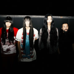 Bo Ningen photo by Robin Laananen