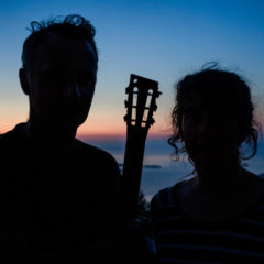 Mount Eerie and Julie Doiron2_by Rin-san Jeff Miller