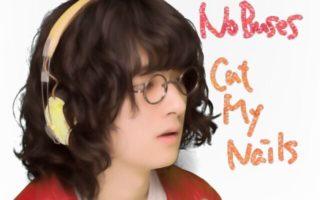 """話題沸騰中の男女4人組インディーロックバンド=No Buses(ノー・バシーズ)。売り切れ続出中の1stEP『Boring Thing – EP』から """"国籍不明な少年の東京観光""""をテーマにした「Cut My Nails」のMVが公開!"""