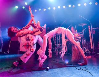 【Live Report】暴走列車、再び降臨!血吐き身体舞うStarcrawler(スタークローラー)初日東京公演のライブレポートが到着!本日大阪公演、明日は名古屋公演!テンション爆上げライブは必見!