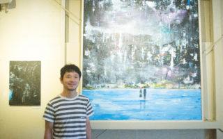 Nozomi Nobody対談連載【Origin Vol.4】「自然とともに紡がれていく絵の旅」絵描き・近藤康平のこれまでとこれから